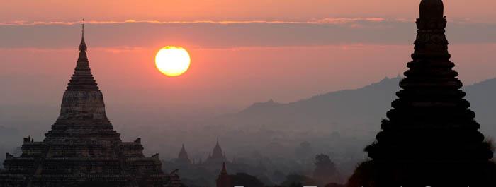 Bagan Temple, Burma