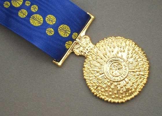 An OAM Medal