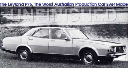 The Leyland P76