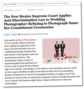 New Mexico Court Ruling