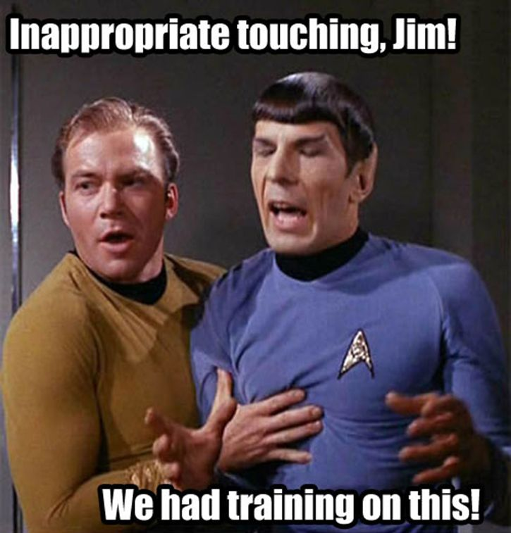 Inappropriate Jim