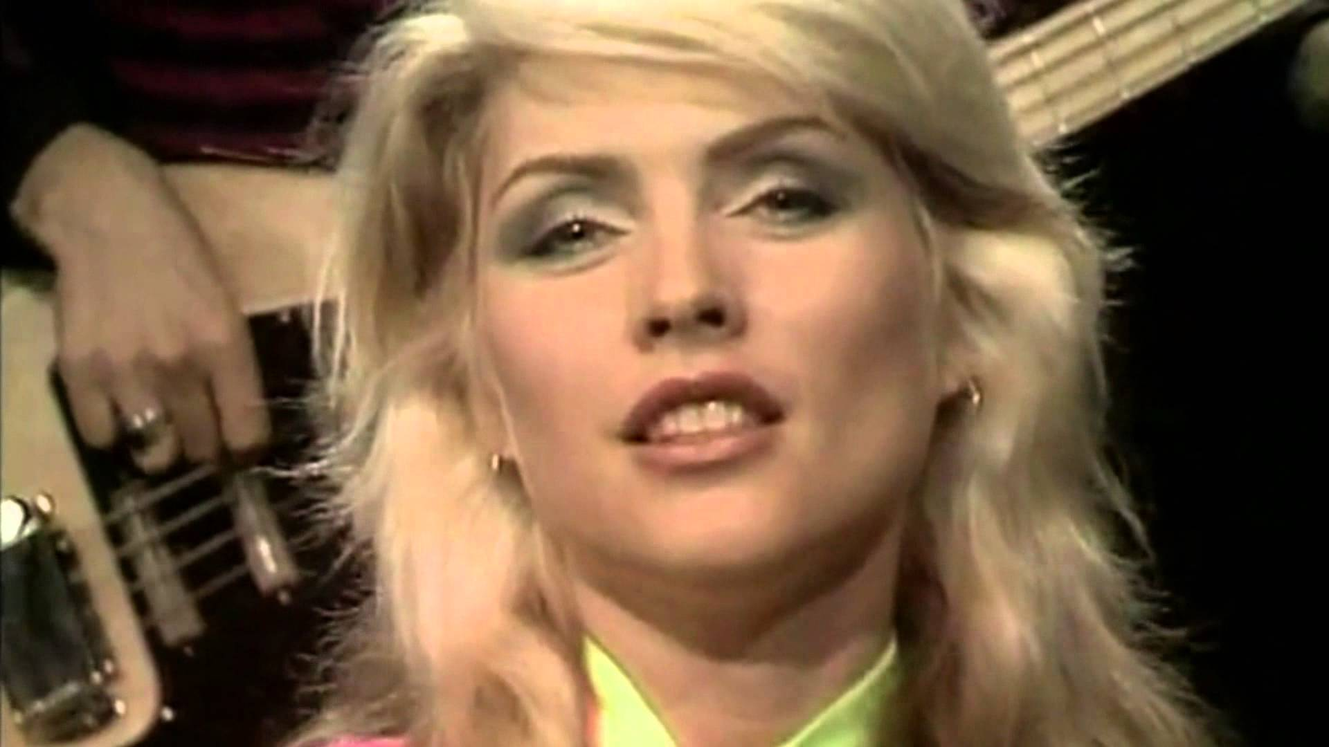 Deborah Harry wrote the song Heart of Glass