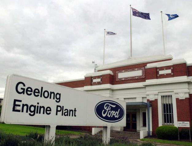 Ford Motor Company Australia in Geelong