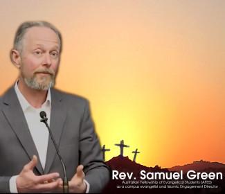 2019 Easter Refresh Convention speaker, Rev. Samuel Green, Christian Apologist