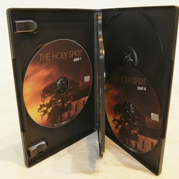 THE HOLY SPIRIT, 4 Part Series, 4 CD Set