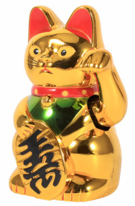 Chinese-Gold-Cat-good-luck