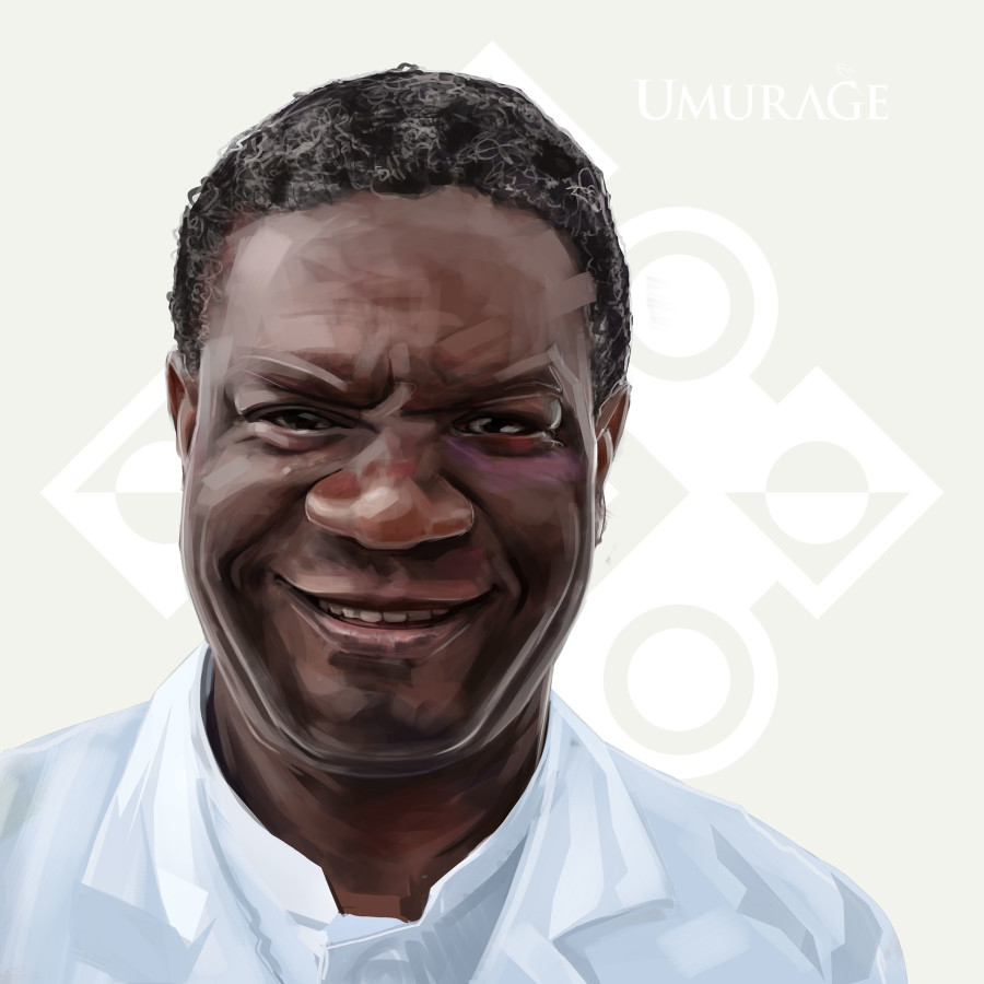 UMURAGE: Dr Denis Mukwege