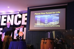 Dr. Hugh Ross Science-Faith Apologetics Seminar