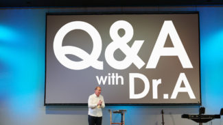 Q & A with Dr. A
