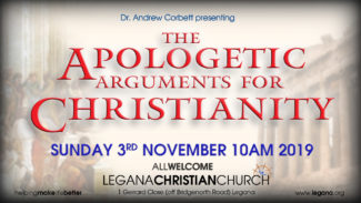The Apologetic Arguments For Christianity