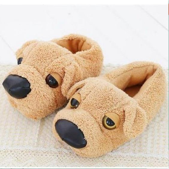 men's novelty slippers