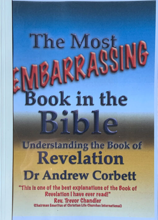 The Most Embarrassing Book In The Bible, hardback